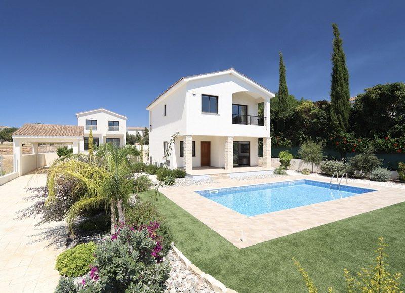 Modern spacious 3 bedroom villa in Cyprus